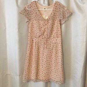 Adorable Pink Summer Dress (NWT!)